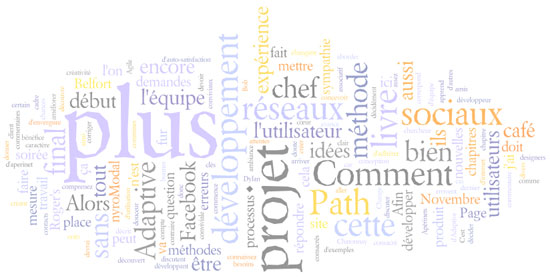 NyroBlog vu par Wordle